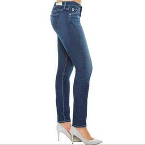 AG The Stilt Cigarette Leg Skinny Jeans